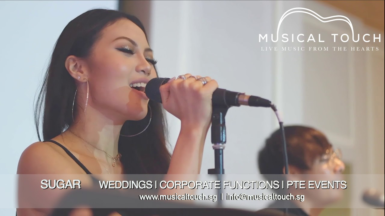 2.5 Piece Band ft. Abbey and MingWei for Wedding Live Band and Corporate Events
