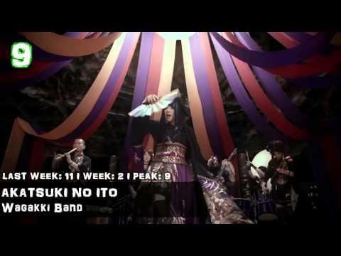 J-Chart Top 25 (Week 2)