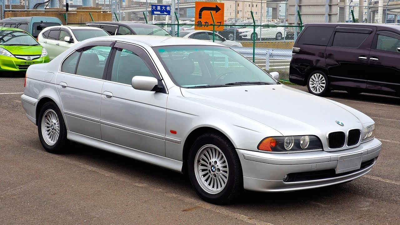 2001 Bmw 525i E39 An Auction Purchase Review