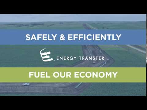 Energy Transfer Partners safely and efficiently delivers the energy that fuels our economy.