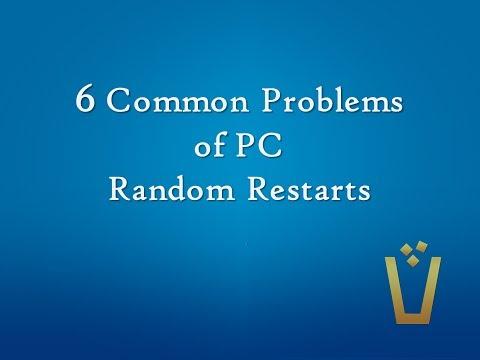 Common Problems Of Pc Random Restarts