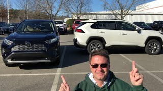 2019 RAV4 Limited Review...It's Incredible!