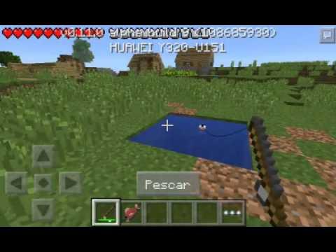 Sillas De Montar En Minecraft Pe 0110 Build 9 Youtube
