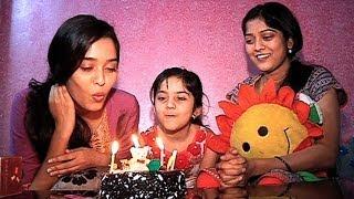 Neha Saxena Celebrates Her Birthday With India-Forums