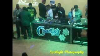Outta Road Vs Warrior Sounds (Clash of the titans) Live @ Charlies Club