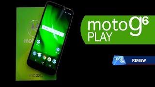 MOTO G6 PLAY SMARTPHONE: क्या खरीदना चाहिए ये स्मार्टफोन | REVIEW