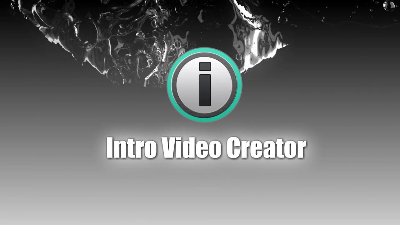 Intro Video Creator: Make Intro Videos & Logo Stingers in
