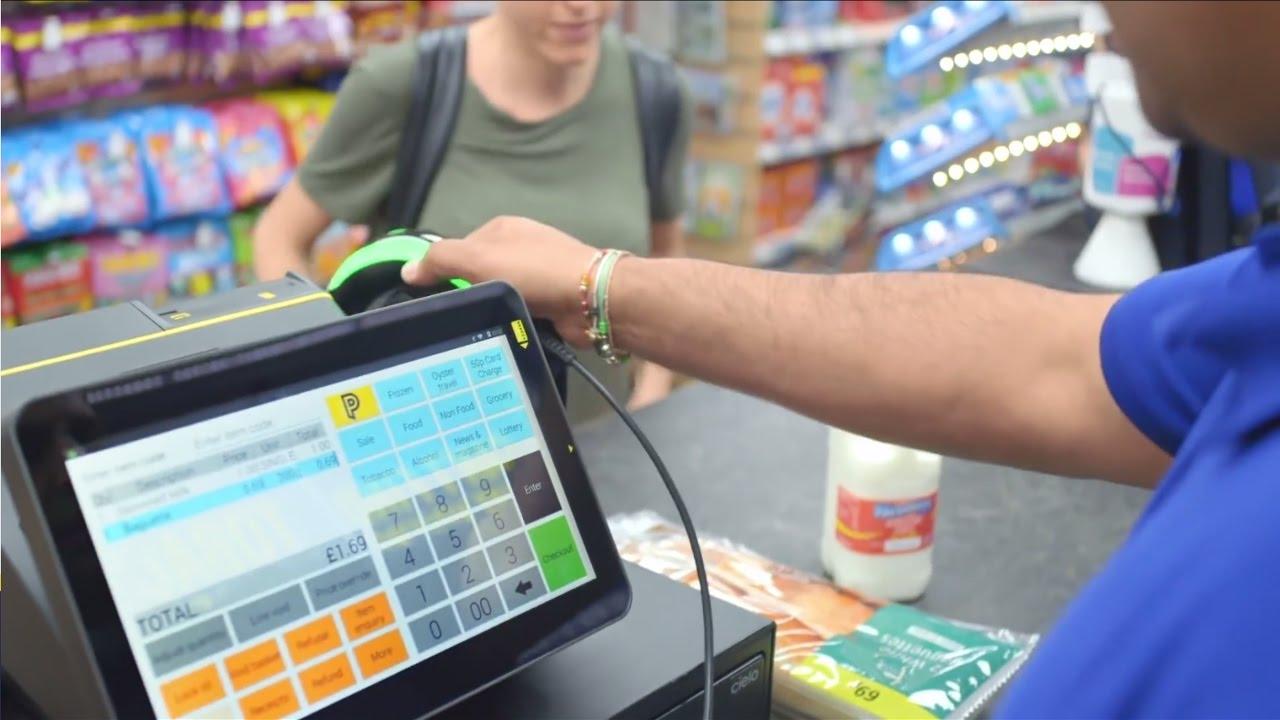 Fastest growing EPoS platform in UK convenience   PayPoint
