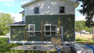 A House in Progress