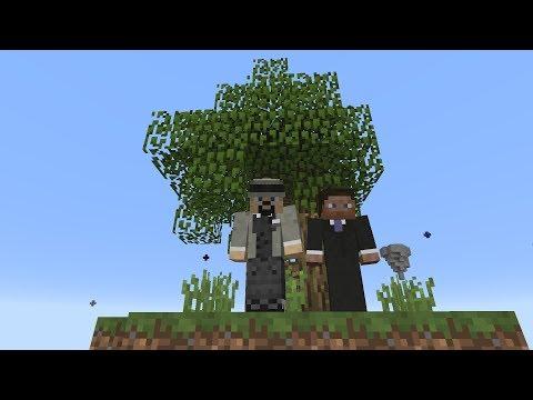 MASSA HÄFTIGA ÖAR | Minecraft Skylands #1