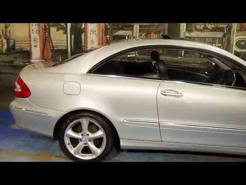 2004 Mercedes Benz CLK320