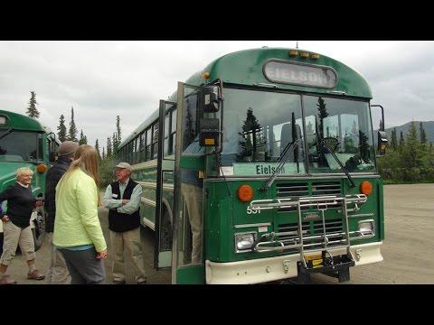 20150708: Denali Shuttle Tour