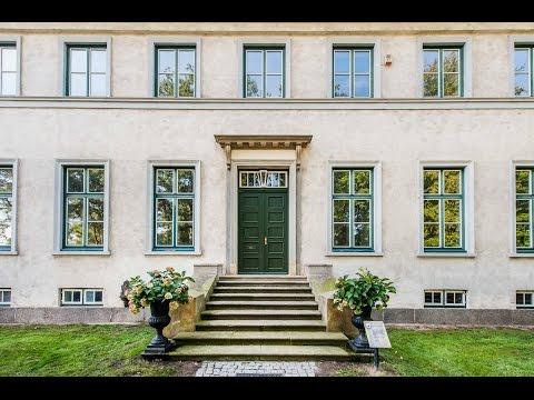 Engel & Völkers Schlossexperte Christoph von Schenck über das Herrenhaus Altfresenburg