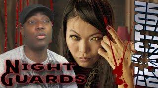Ночные Стражи (Night Guards) Official TRAILER REACTION!
