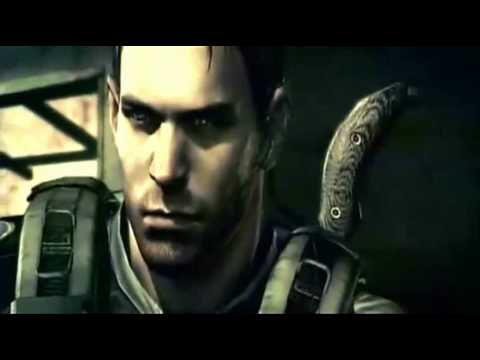 Resident Evil 5 - Albert Wesker is Indestructible and Deifyed (Disturbed) HQ