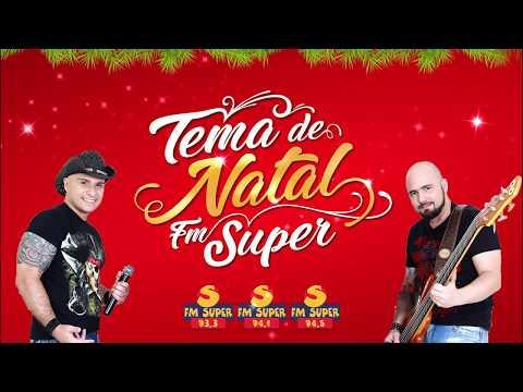 Tema de Natal da rádio FM Super 2017
