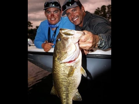 Peter Discovers Crystal River's World-class LM Bass, Redfish, Speckled Trout And Scallop Fishery