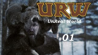 UnReal World (PC/Gameplay/HD) {deutsch} - Staffel 2 #01