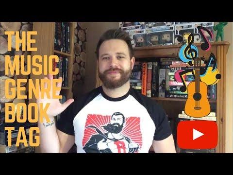 Music Genre Book Tag || 2018