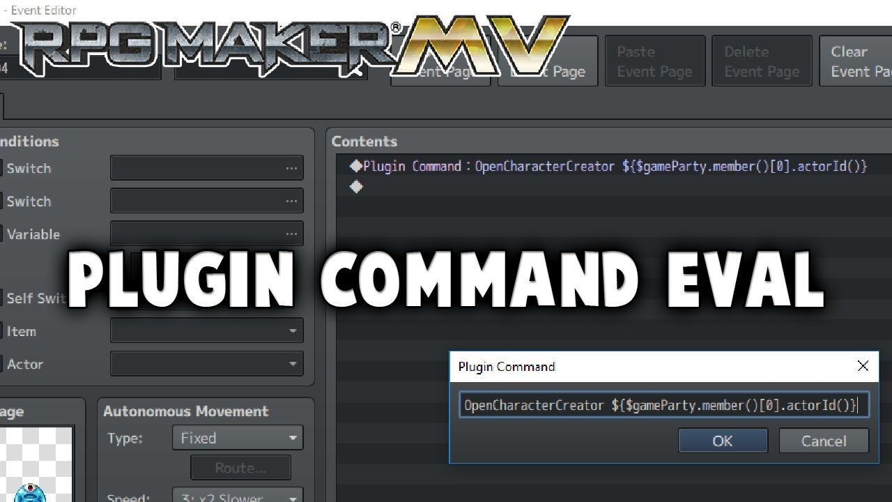 RPG Maker MV Plugins – SumRndmDde