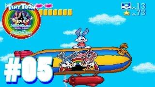 Über den Wolken - #05 - LP Tiny Toon Adventures: Buster Busts Loose [Deutsch]