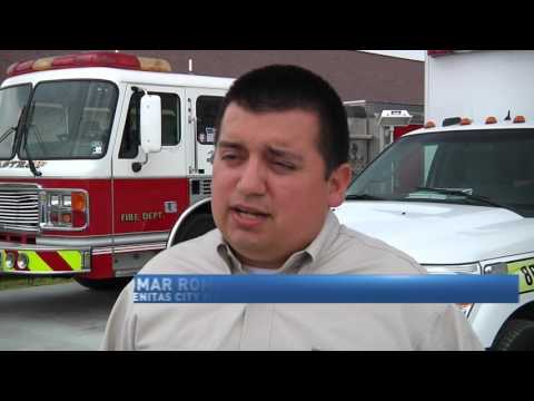 New volunteer fire department