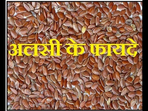 Merry Tummy: Tuesday's Tip- How to include Flax Seeds In ...  |Flax Seed In Hindi