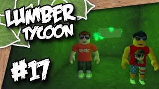 Lumber Tycoon 2 #17 - GETTING THE GREEN BOX w/Imaflynmidget (Roblox Lumber Tycoon)