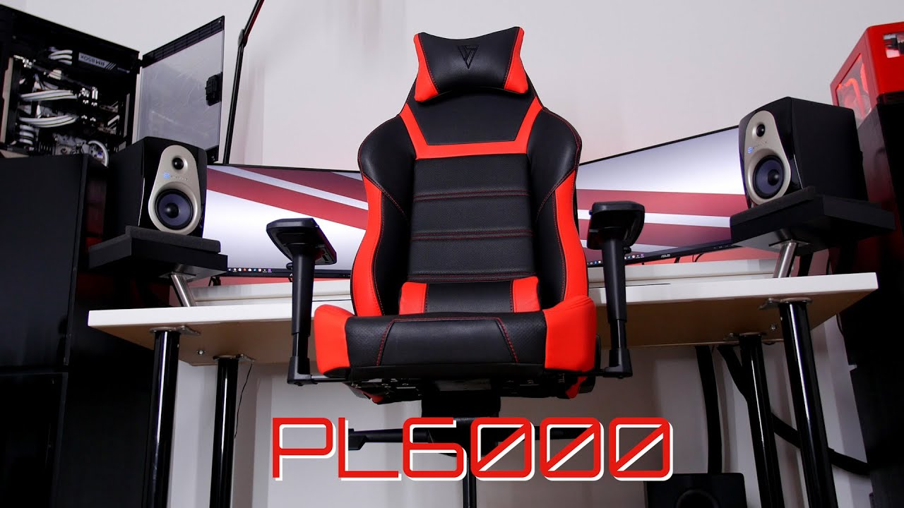 Vertagear Pl6000 Gaming Chair Review Youtube