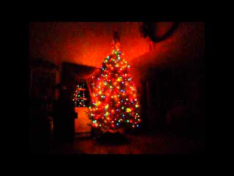 Hologram Christmas Tree Projector.This Christmas Tree Has 3d Mapped Lighting And It S