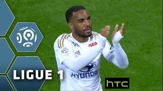 Olympique Lyonnais - OGC Nice (1-1)  - Résumé - (OL - OGCN) / 2015-16