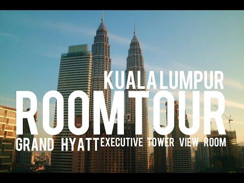 Roomtour 360° GRAND HYATT Kuala Lumpur EXECUTIVE Petronas Towers - Malaysia - KLCC