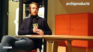 ZEITRAUM | Mathias Hahn - imm cologne 2016