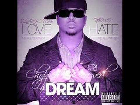 The Dream - Luv Songs [Screwed & Chopped]