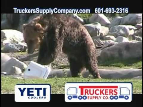 YETI vs Grizzly Bear -...