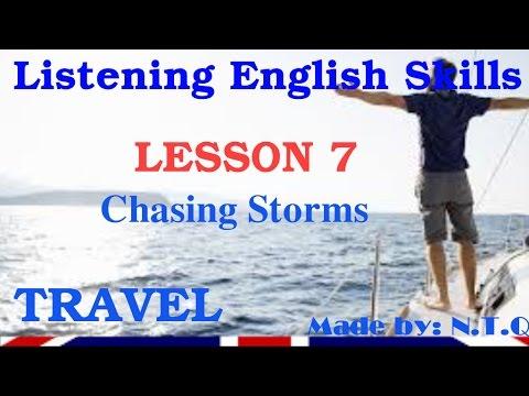 Luyện nghe tiếng Anh với người bản xứ: [Chủ đề du lịch] - Bài 7