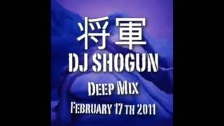 DJ Shogun - February Deep Mix 2011-02-17