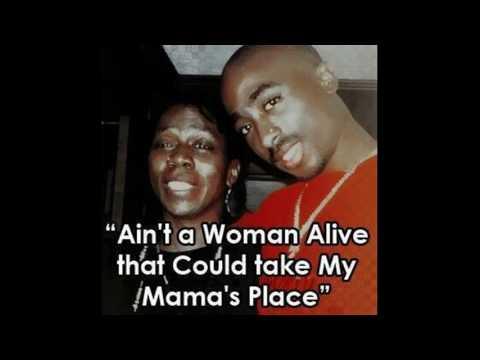 2Pac - Dear Momma (Instrumental)