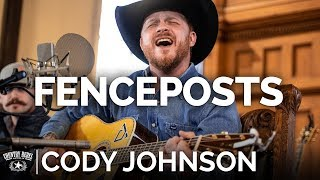 Cody Johnson - Fenceposts (Acoustic) // The Church Sessions