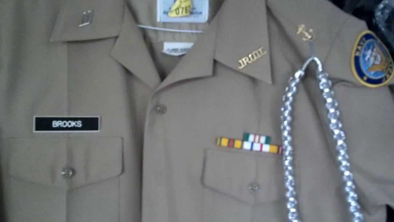 Jrotc Uniform Regulations 65