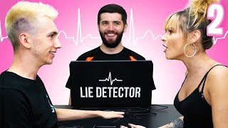 LIE DETECTOR TEST WITH MY GIRLFRIEND...(MY TURN)