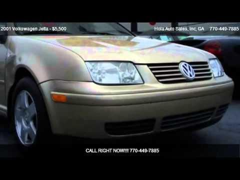 2001 Volkswagen Jetta GLS 2 0 for sale in Atlanta GA