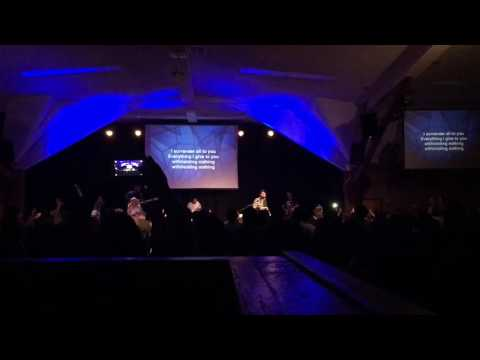 Worship Medley (With holding nothing-I give myself away-Spirit break out)