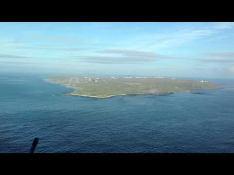 Shemya Alaska Landing