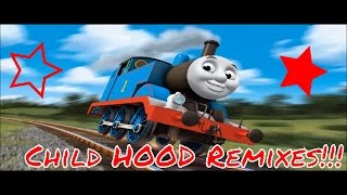 Thomas and Friends Theme (Trap/Club) Remix!!! [Prod. by Cornbeefsoup]