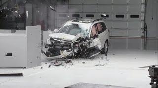 CRASH TEST 2014 Subaru Forester
