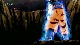 Dragon ball super Episode 110 (limit breaker Goku vs jiren) Ultimate fight