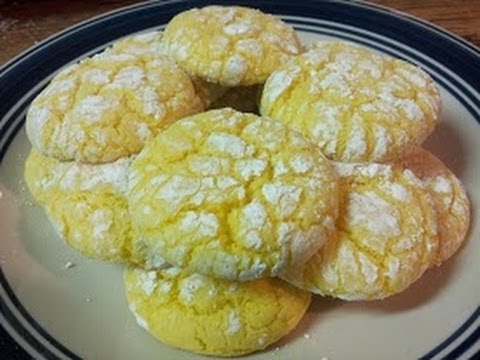 How To Make Lemon Cookies
