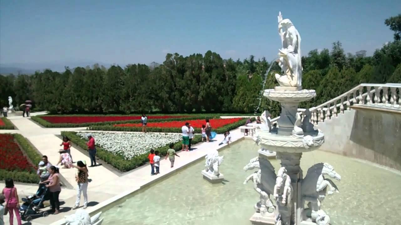 Jardines de m xico jardin estilo italiano youtube for Jardines italianos
