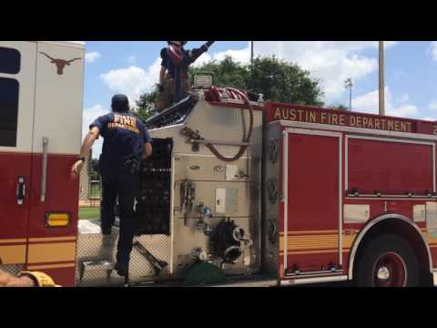 DEck Gun FaiL, Engine 2, 1000Gpm from tank water